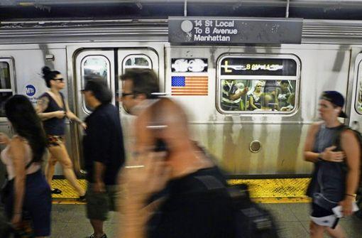 Marode U-Bahn steckt tief in der Krise