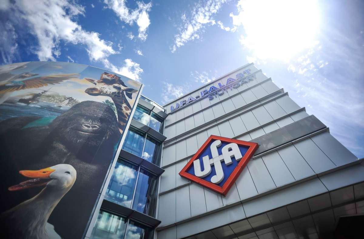 Der Ufa-Palast ist im Juni vergangenen Jahres geschlossen wird. Möglicherweise wird aus dem Gebäude ein Wohnhaus. Foto: Lichtgut/Max Kovalenko