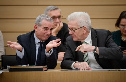 FDP übt heftige Kritik an Minister Strobl