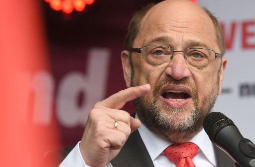 Schulz gegen türkisches Todesstrafen-Referendum in Deutschland