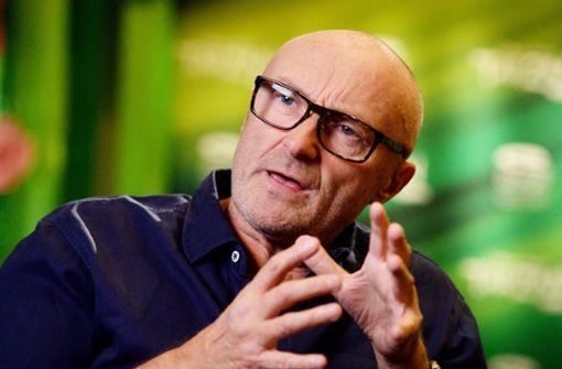 Phil Collins' Sehnsucht