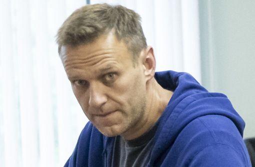 Behandelnde Mediziner kämpfen um Alexej Nawalnys Leben