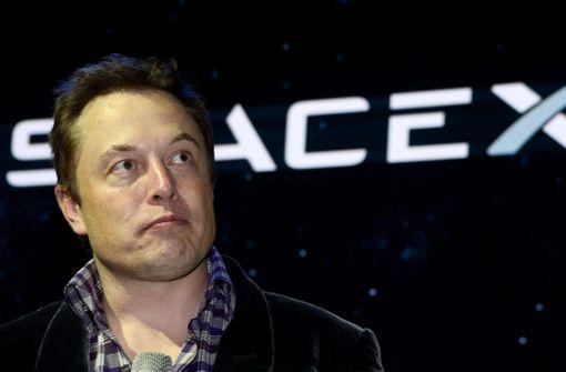 Elon Musk scheitert als Witzbold