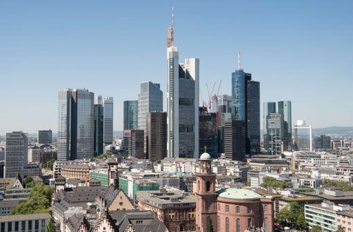 Deutsche Großbanken weltweit abgehängt