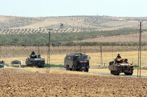 Mindestens 35 Tote bei türkischen Angriffen