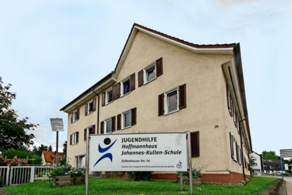 Die Vorgänge im Hoffmannhaus, wo Heimkinder  misshandelt wurden, warten weiterhin auf ihre Aufarbeitung.Foto: factum/Weise Foto:
