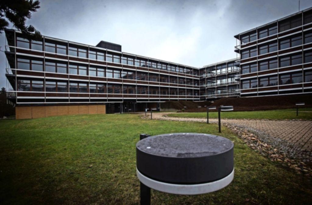 Seit rund sieben Jahren steht das IBM-Areal in Vaihingen leer. Foto: Zweygarth