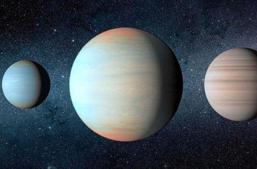 Erste Doppelsonne mit drei Planeten aufgespürt