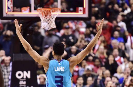 Irrer Wurf entscheidet NBA-Spiel