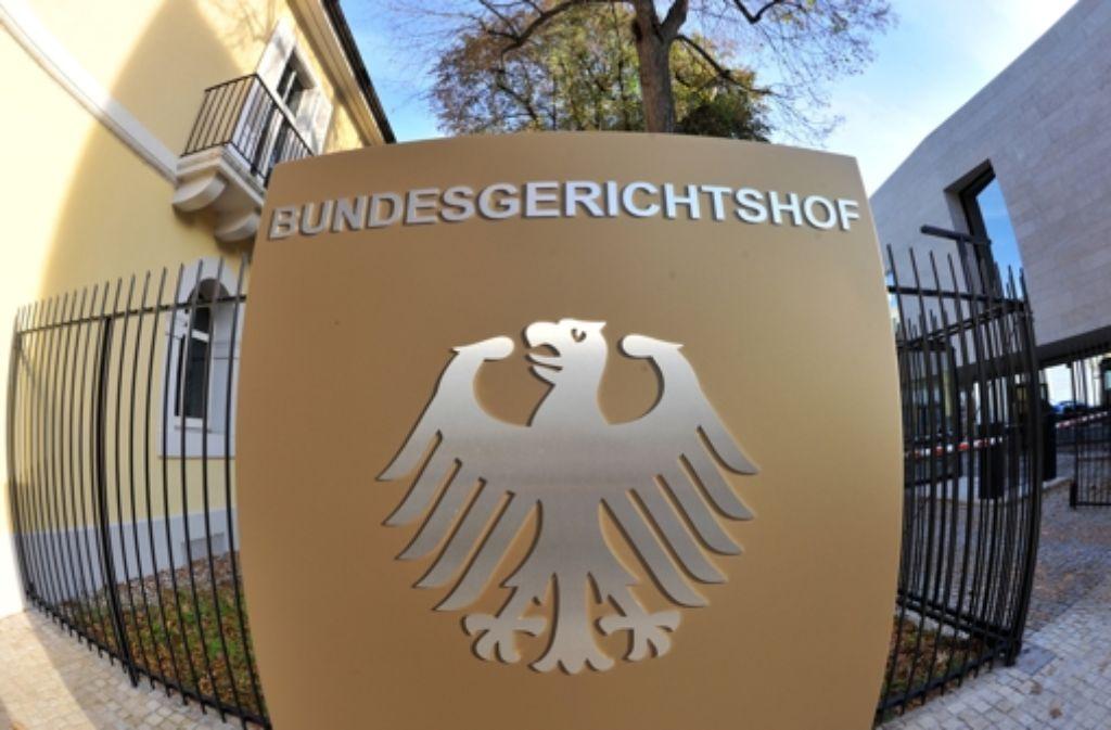 Der Bundesgerichtshof in Karlsruhe hat sein Urteil zur Entlohnung von Schwarzarbeitern verkündet.  Foto: dpa