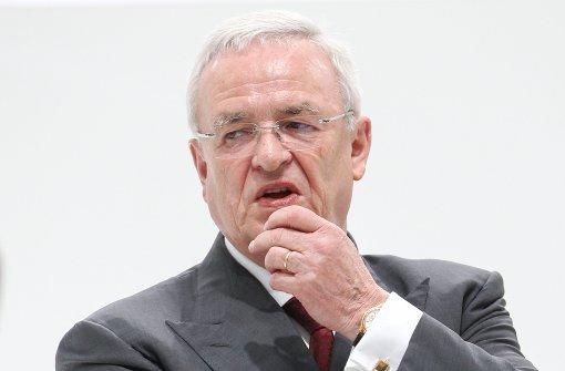 Winterkorn ist Rentenkönig im VW-Konzern