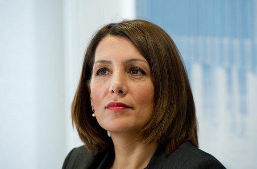 Bilkay Öney führt das baden-württembergische Integrationsministerium. Foto: dpa