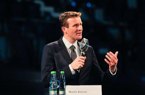 SPD-Kandidat Martin Körner zieht zurück