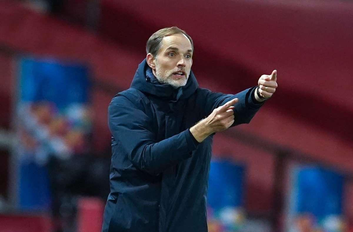 Offenbar hat sich PSG von Trainer Thomas Tuchel getrennt. Foto: dpa/Dave Thompson
