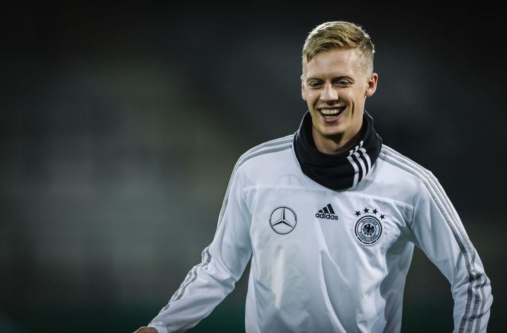 Timo Baumgartl vom VfB Stuttgart fährt zur U21-EM. Foto: Bongarts/Getty Images