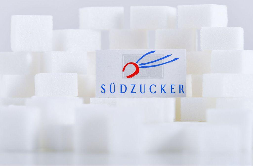 Der Preisverfall bei Zucker und Bioethanol hat bei Europas größtem Zuckerkonzern Südzucker im ersten Geschäftsquartal den Gewinn einbrechen lassen Foto: dpa