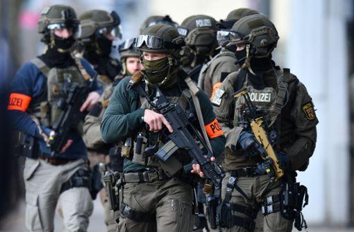 Drei Terrorverdächtige gefasst