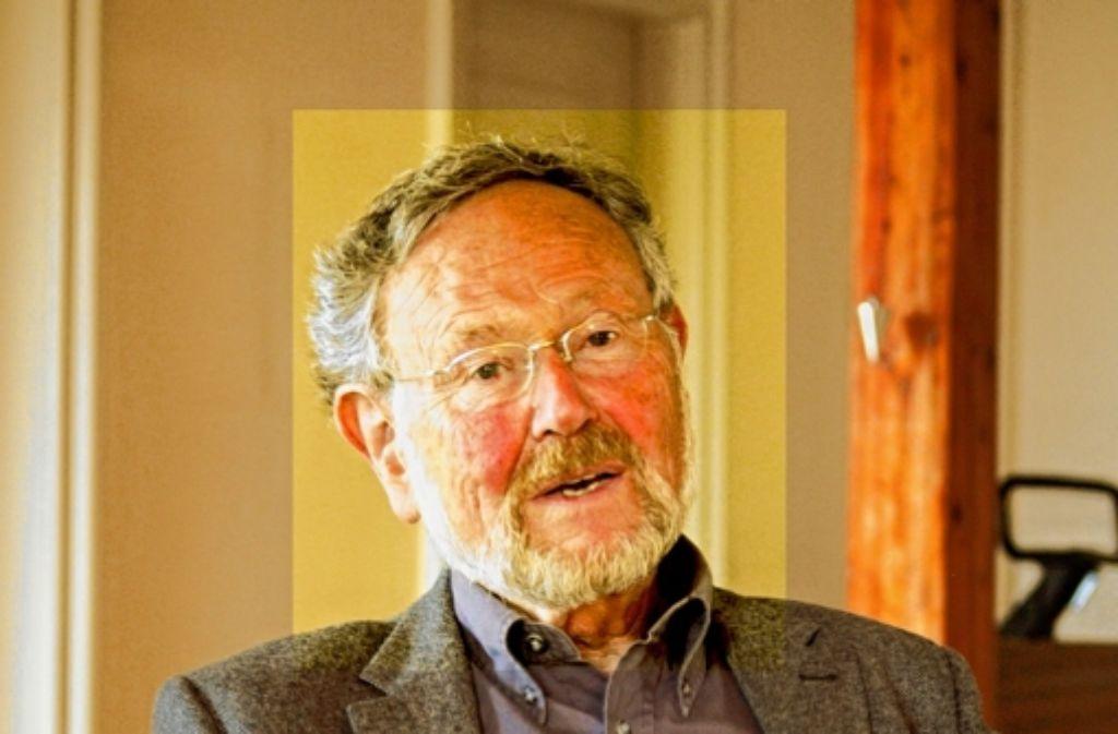 Helmut Doka ist Mitgründer. Foto: Ott