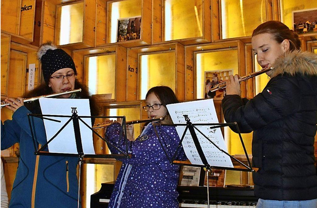 Das Übehaus steht Musikern als kostenloser Probenraum zur Verfügung. Nun zieht der gelbe Turm vom Schwabenplatz weiter nach Esslingen. Foto: Archiv Tilman Baur
