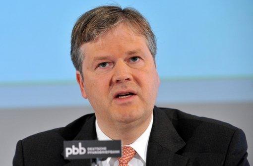 LBBW bekommt HRE-Finanzvorstand