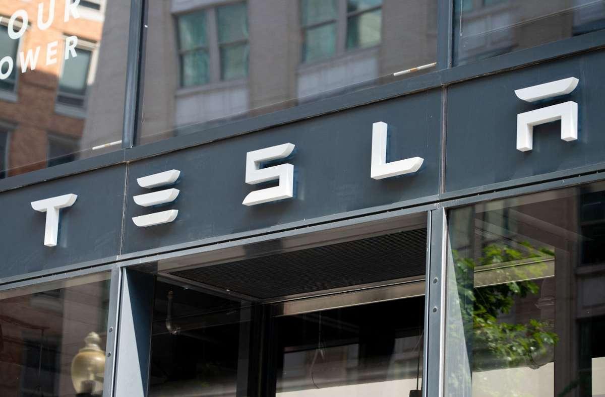 Tesla hat  mehr als eine Milliarde Dollar im Quartal verdient. Foto: AFP/SAUL LOEB
