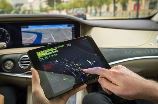 Daimler und Nokia kämpfen um Patente