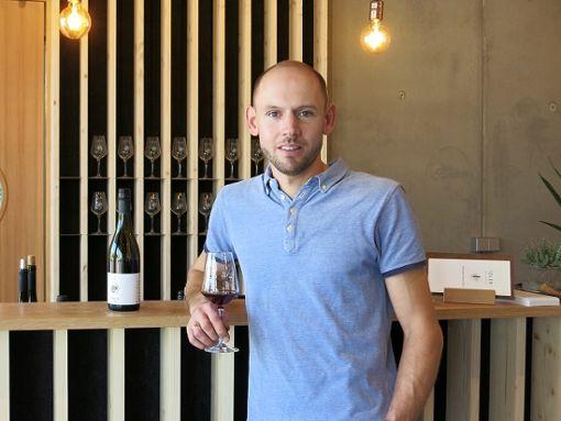 Größer, moderner, stylisher: Neue Vinothek des Weinguts Idler