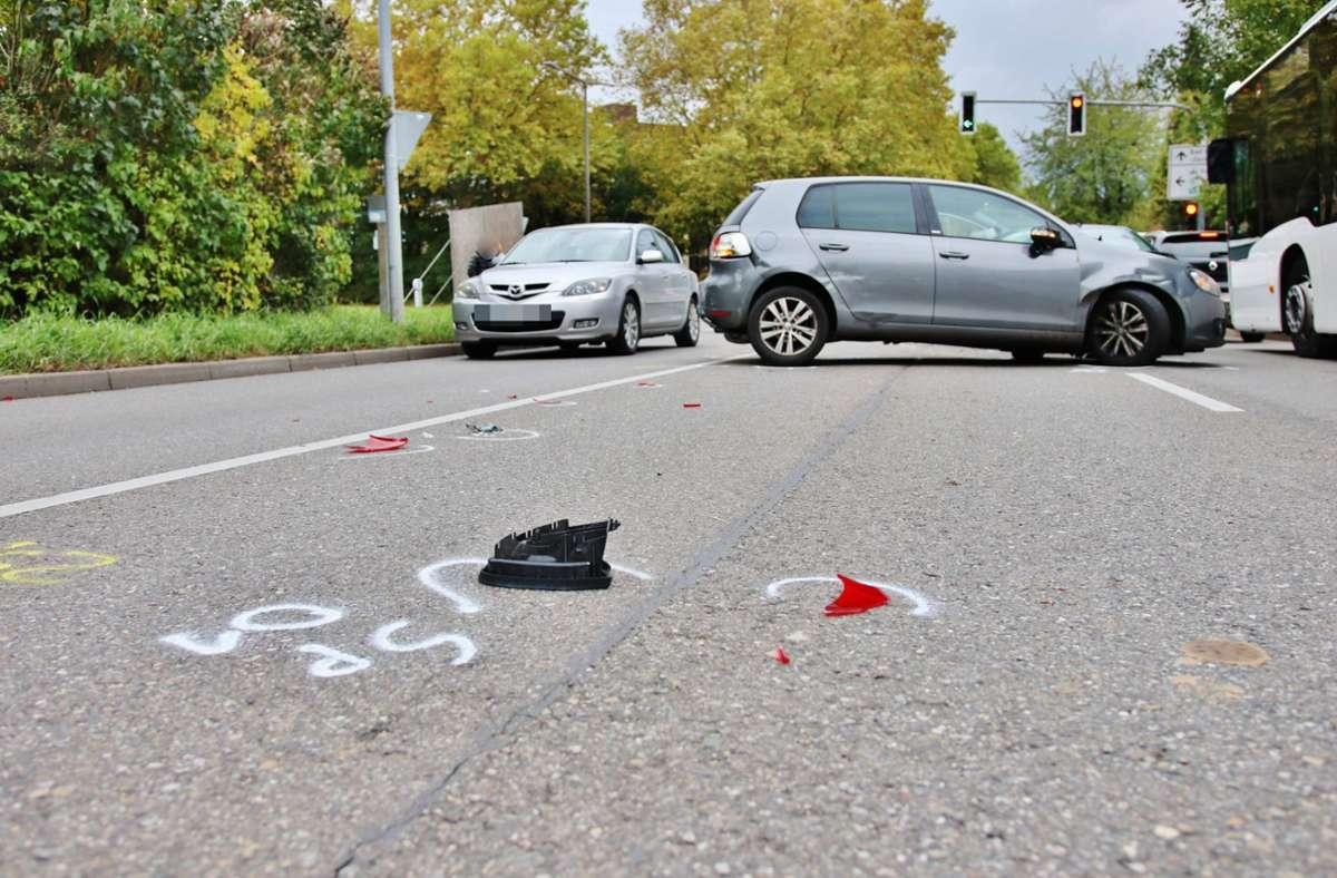 Die Polizei schätzt den entstandenen Sachschaden auf rund 50.000 Euro. Foto: 7aktuell.de/Kevin Lermer