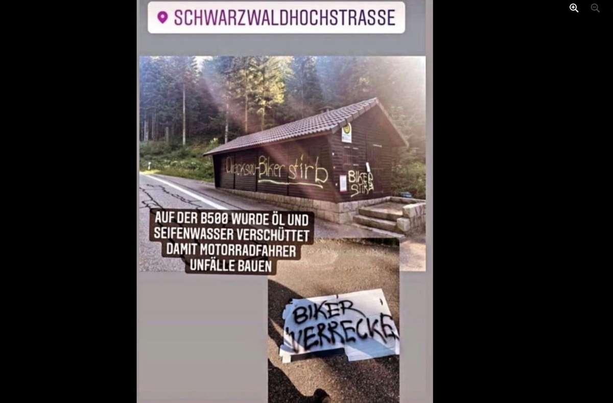 Dieser Post macht über Soziale Netzwerke die Runde - fällt aber in die Kategorie Fake News. Foto: Schwenk/Screenshot Facebook