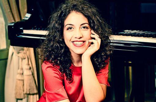 Die italienische Pianistin Beatrice Rana tritt am 14. Dezember erstmals in Stuttgart auf.
