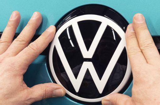 Blaues Auge für VW