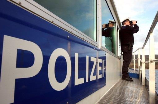 Unbekannter tot aus Neckar geborgen