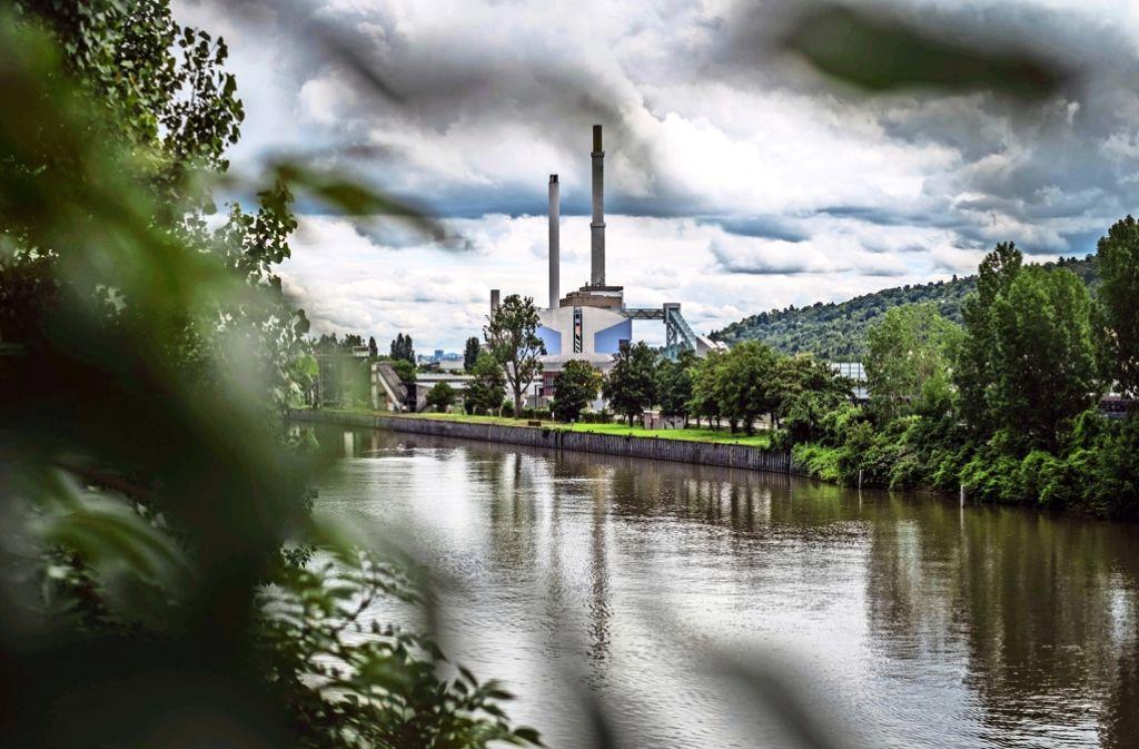 Noch wird im EnBW-Kraftwerk in Gaisburg Kohle verbrannt, künftig soll aber Erdgas verfeuert werden. Foto: Lichtgut/Max Kovalenko