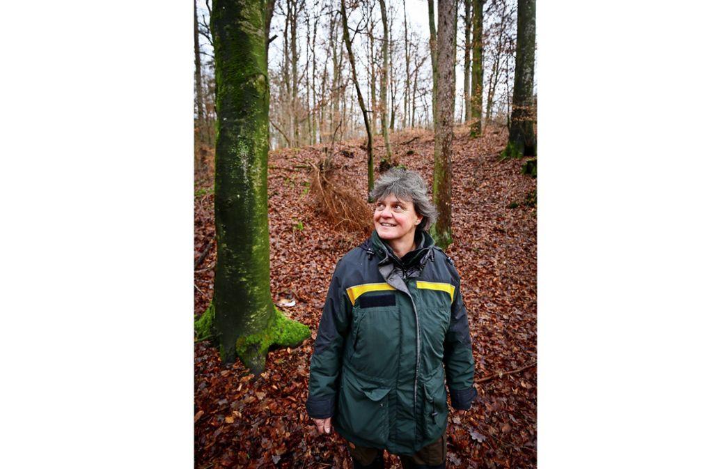Den Norden des Kreises hat es besonders getroffen, sagt Inge Hormel. Foto: factum/Granville