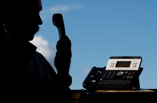 Polizei warnt vor Telefonbetrügern im Raum Stuttgart