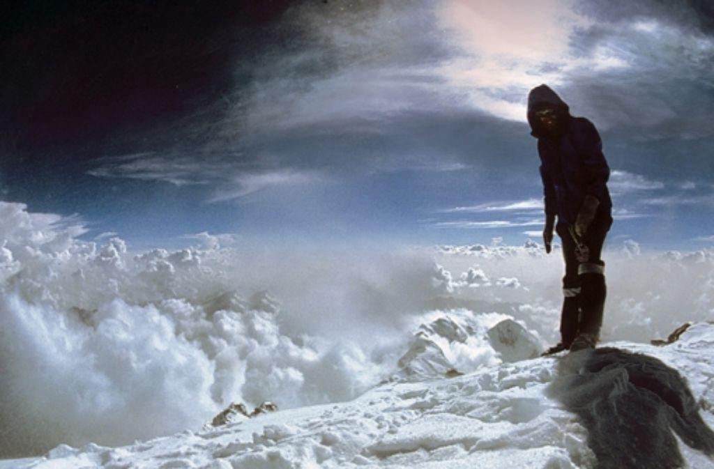 Reinhold Messner hat viele Gipfel erreicht. Foto: z