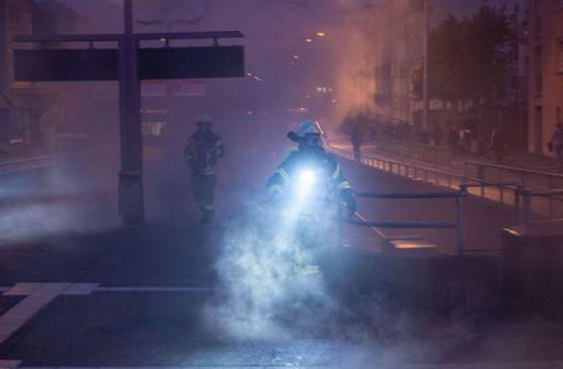 Stadtbahnhaltestelle Hedelfingen bleibt gesperrt