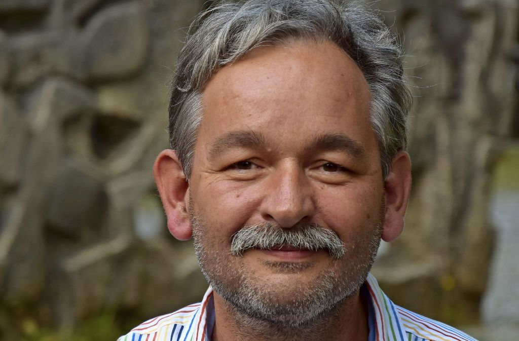 Guntram Haag  versteht sich als Kommunikator und nicht als Manager. Foto: A. Kratz