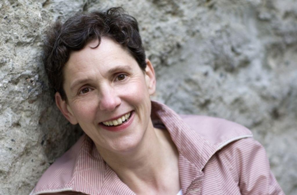 Die Preisträgerin Felicitas Hoppe Foto: www.juergen-bauer.com