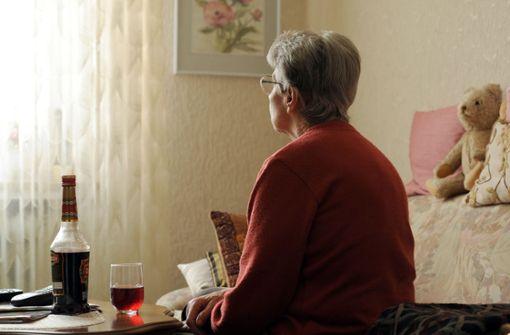 Das Problem mit Alkoholkranken im Seniorenheim