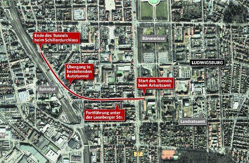 Bekommt die Stadtbahn einen Tunnel?