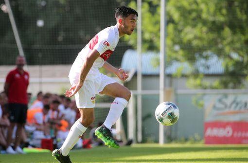 Nicolas Gonzalez für argentinische U23 nominiert