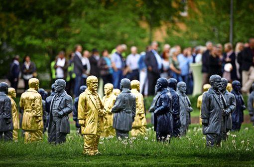 Remstal-Gartenschau mit dem  hundertfachen Gottlieb