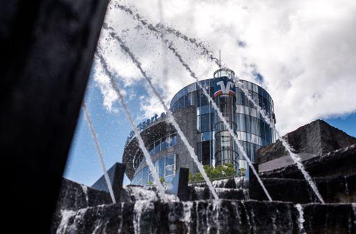 Volksbank beschäftigt weniger Mitarbeiter