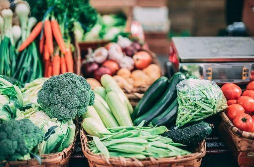 Kleine Läden, in denen man frische Lebensmittel bekommt