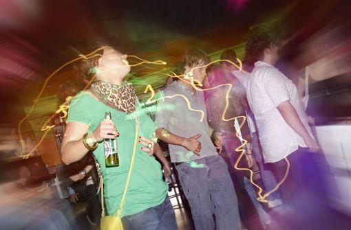 Die letzte Party im Romy S.