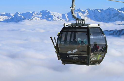 Skisaison startet: Mit FFP2-Maskenpflicht in den Gondeln