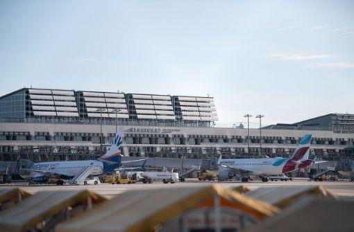 Stuttgarter Flughafen will bis 2050 klimaneutral werden