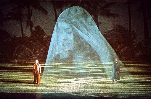 """Wim Wenders inszeniert """"Die Perlenfischer"""" in Berlin"""