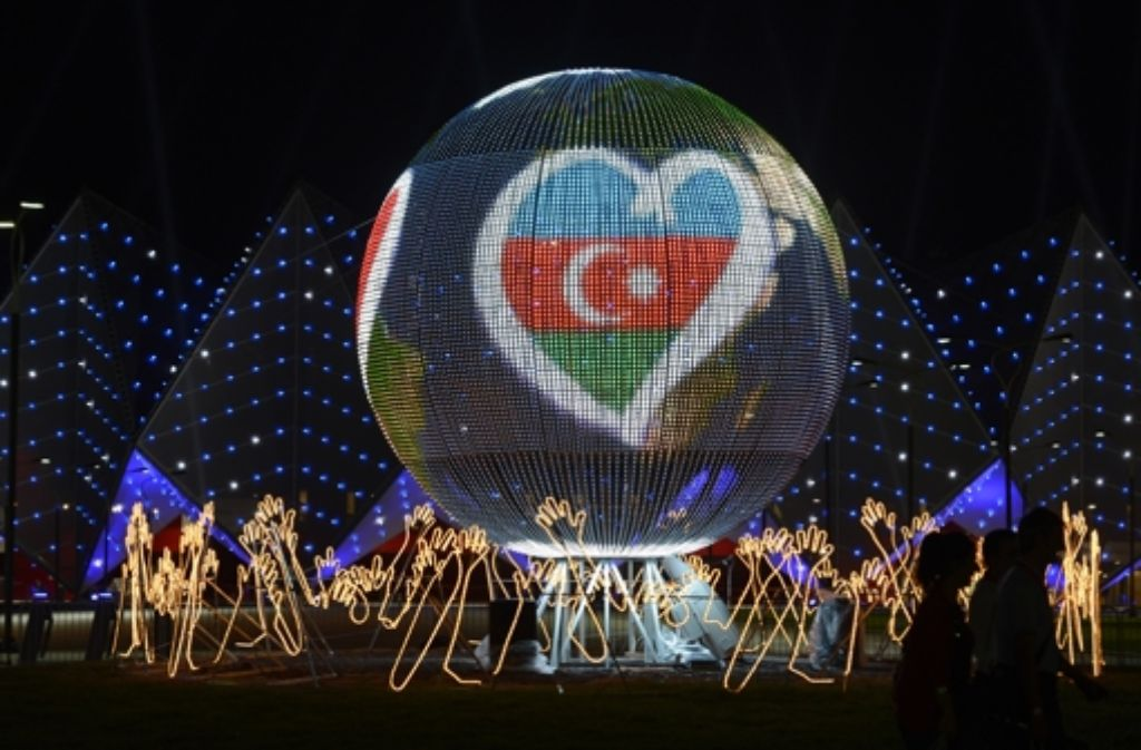 Die Mutter aller Unterhaltungswettbewerbe: der Eurovision Song Contest Foto: dapd